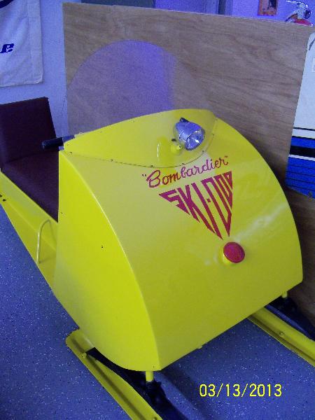 1961 Ski-Doo