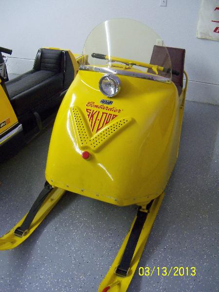 1965 Ski-Doo