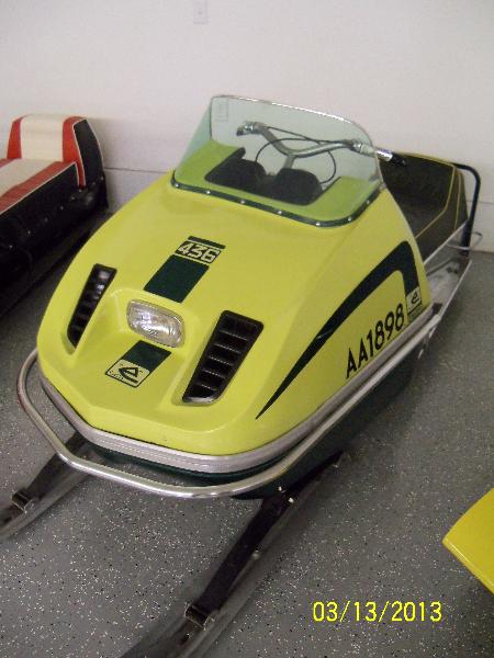 1971 Eskimo 436