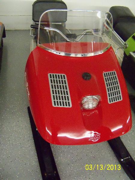 1966 Rupp SS300