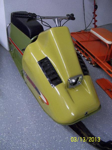 1971 Snow Blazer