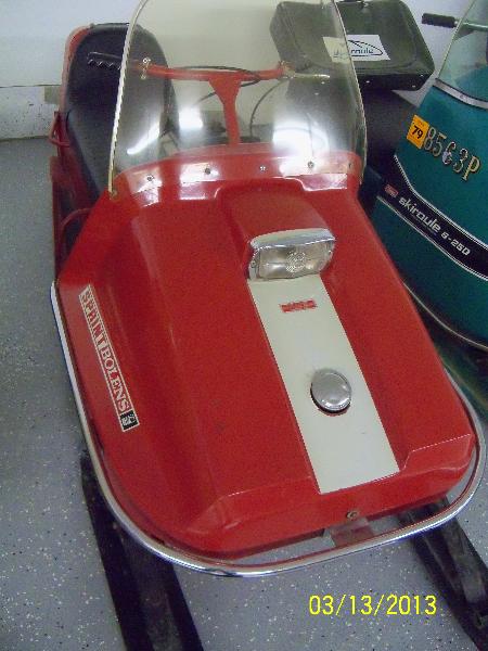 1969 Bolens Sprint