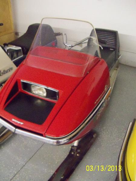 1972 Rupp American 40Hp
