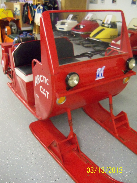 1963 Arctic Cat Model 450