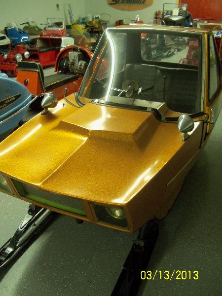 1969 Sno Coupe