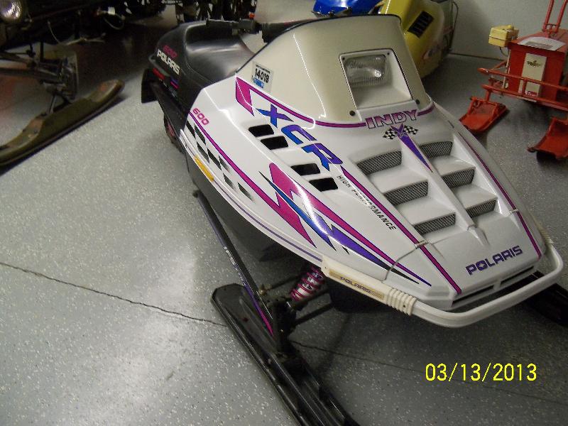 1996 Polaris 600 XCR