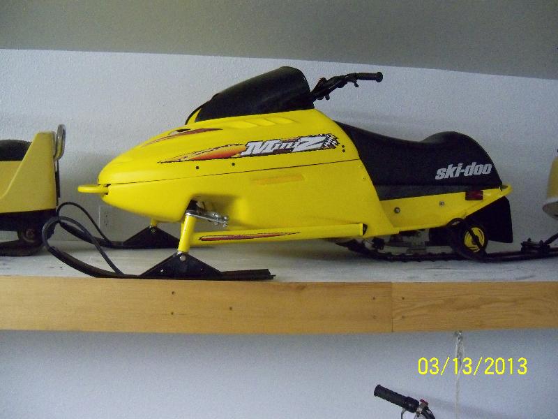 1998 Ski-Doo Mini Z