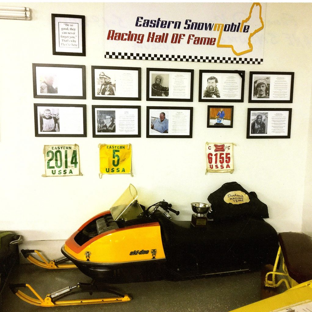 The Eastern Snowmobile Racing Hall of Fame | Crane