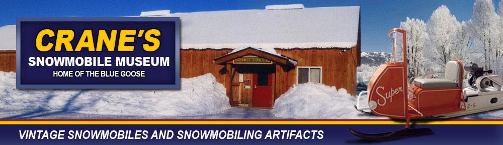 Crane Snowmobile Museum